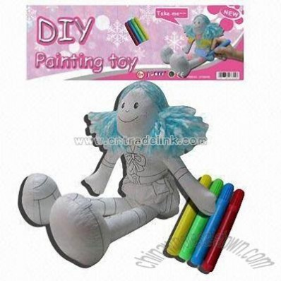 DIY Painting Toys