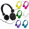 DJZ Noise-Isolating Stereo Headphones