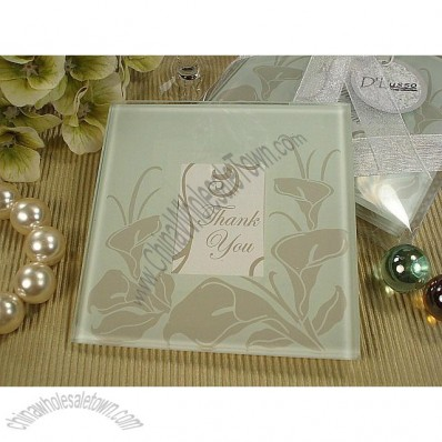 D'Lusso Calli lilly Photo Coaster