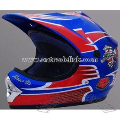 DOT Approved Kid Motocross Helmet