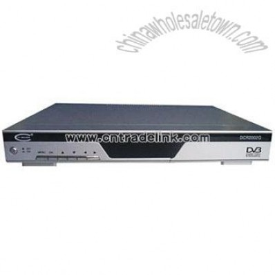 DVB-C Digital Cable Receiver