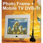 DVB-T Digital Photo Frame