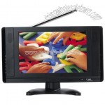 DVB-T Receiver /PC Monitor with 11inch Color LCD TV