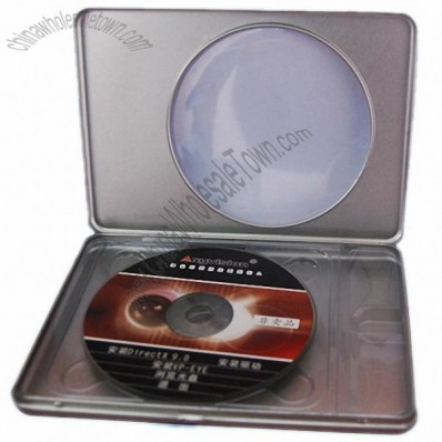 DVD Tin Box