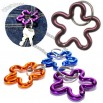 Daisy Shaped Carabiners