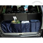 Dark Blue Car Boot Organiser