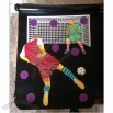Dart Board Game Set, Football