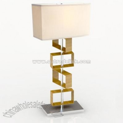 Decorative Bamboo Lamp