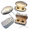 Decorative Pattern Cufflinks Box