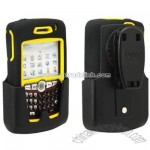 Defender Case for BlackBerry Curve 8300 Series (Yellow, Black)