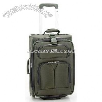 Delsey Helium Breeze Carry-On Expandable Suiter Trolley
