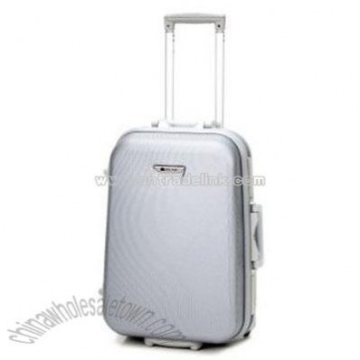 Delsey Meridian Plus Carry-On Suiter Trolley