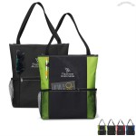 Deltona 600D Polyester Convention Tote Bag