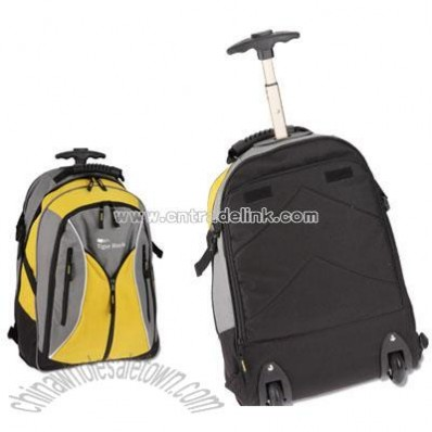 Deluxe Backpack on Wheels