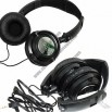 Deluxe Compact Folding Pro Headphones