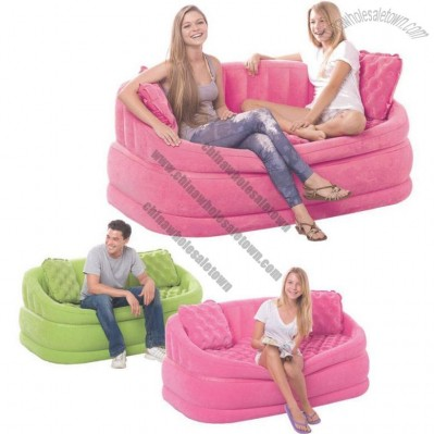Deluxe Double Inflatable Sofa