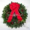 Deluxe Fresh Christmas Wreaths 22