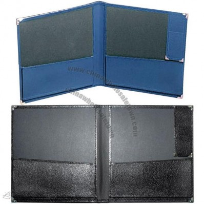 Deluxe Grand Concert Band Folio With Pencil Holder