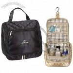 Deluxe Quilted Hanging Amenity Kit