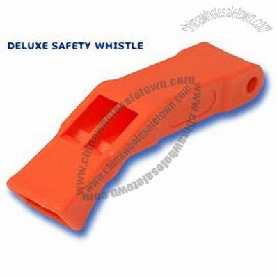 Deluxe Safety Whistle