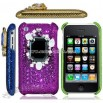 Deluxe Series Hard iPhone Case 3G / 3GS Case