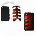 Deluxe fishbond silicone case Fishbone Case for iPhone