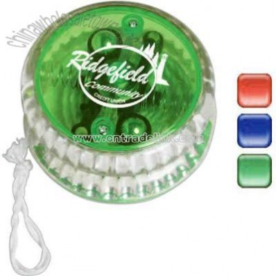 Deluxe lighted Yo-Yo