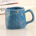 Design Delicate Jeans Coffee Mug
