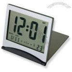 Desk LCD Clock with Big Digit