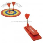 Desk Top Dartz - Magnetic tip dart game