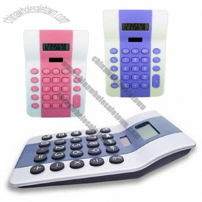 Desktop Calculator with 8 digital