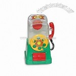 Dial-N-Drop Toy Candy and Gumball Dispenser