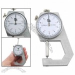 Dial Thickness Gauge Gage Measurement Tool 0 to 20mm