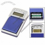 Diamond Jewelry Blue Pocket Digital LCD Weight Scale