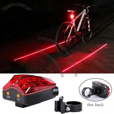 Diamond LED Bicycle Taillights