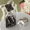 Diamond Napkin Ring Series for Wedding Favors Use