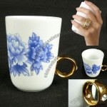 Diamond Ring Ceramic Mugs