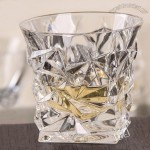 Diamond Whiskey Glass
