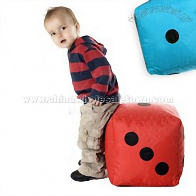 Dice Bean Bag Cube
