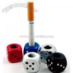 Dice Cigarette Snuffer and Cigarette Saver