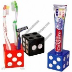 Dice Toothbrush Holder
