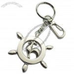 Die Casting Key Chain with Nickel Plating