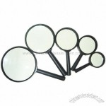 Different Sizes of Handle Magnifiers