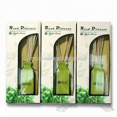 Diffuser Oil Bottle with Incense Stick Set