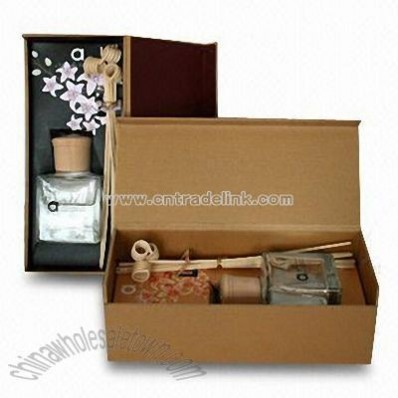 Diffuser Oil with Incense Stick Set