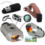 Digital 7 x Golf Range Finder Golf Scope