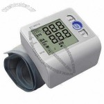 Digital Blood Pressure Monitor, Suitable for Wrist Size from 135mm, Till 195mm