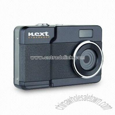 Digital Camera with 2.4-inch TFT Display