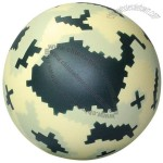Digital Camo Ball Stress Reliever