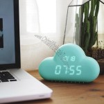Digital Cloud Alarm Clock